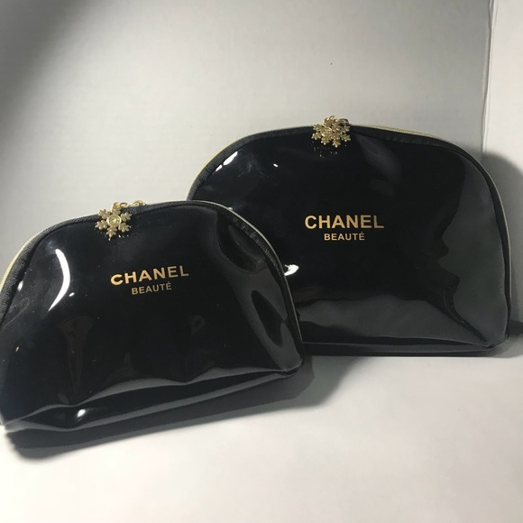 b20307415a55 CHANEL Handbags - Medium and Large Chanel Cosmetic Bag